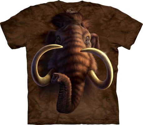 Футболка Mammoth Head (103419)