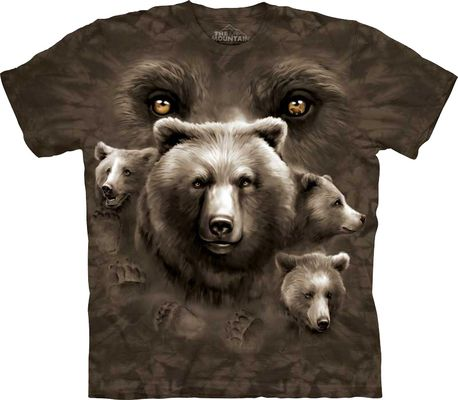 Футболка Bear Eyes (103439)