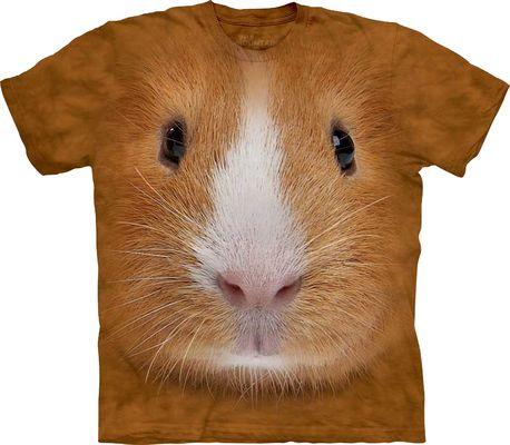 Футболка  Guinea Pig Face (103444)