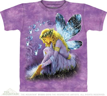 Футболка Purple Winged Fairy (101333)