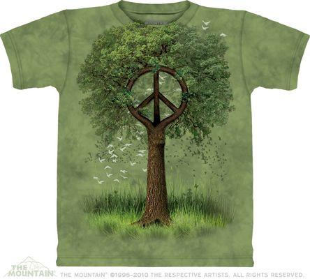 Футболка Roots Of Peace (103083)