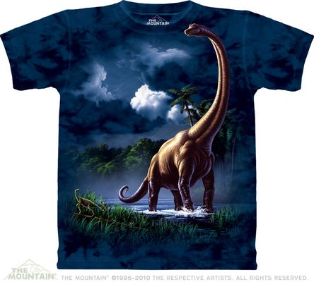 Футболка Brachiosaurus (103101)