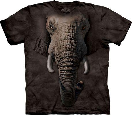 Футболка Elephant Face (103260)