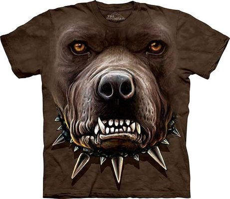 Футболка Angry Pit Bull (103371)