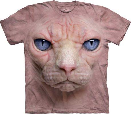 Футболка Hairless Pussycat Face (103470)