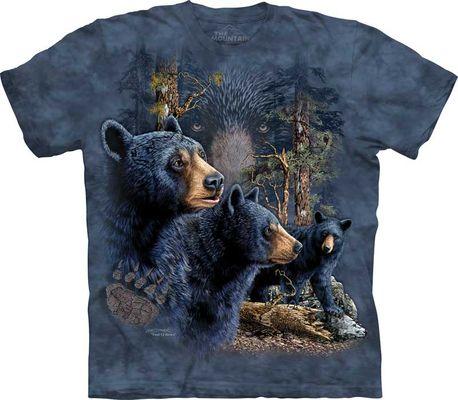 Футболка Find 13 Black Bear (103481)