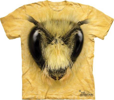 Футболка Bee Head (103493)