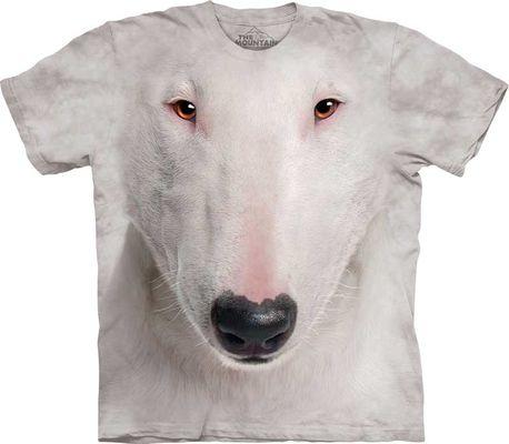 Футболка Bull Terrier Face (103549)