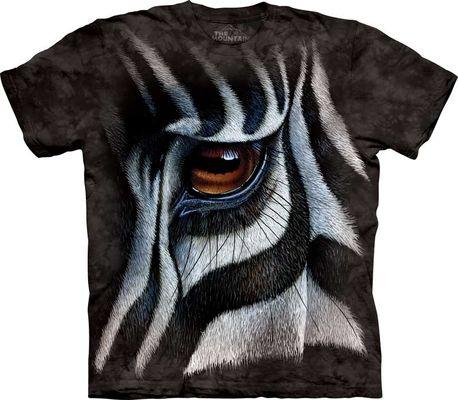 Футболка детская Zebra eye (153552)