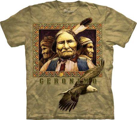 Футболка The Mountain Geronimo  (103602)