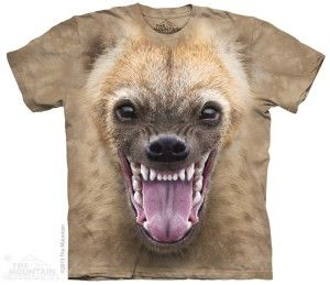 Футболка Big Face Hyena (103636)