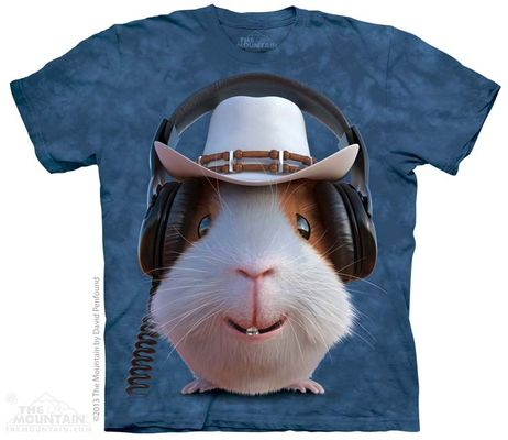 Футболка Guinea Pig Cowboy (103780)
