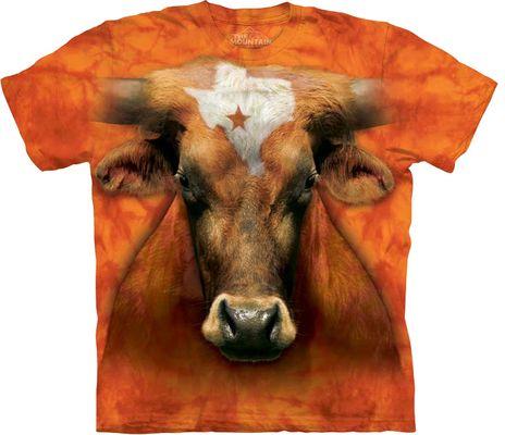 Футболка The Mountain — Texas Longhorn (103837)