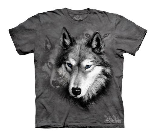 Футболка Wolf Portrait (151238)