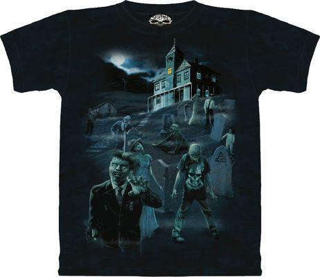 Футболка The Mountain Zombies — Ghosts (106058)